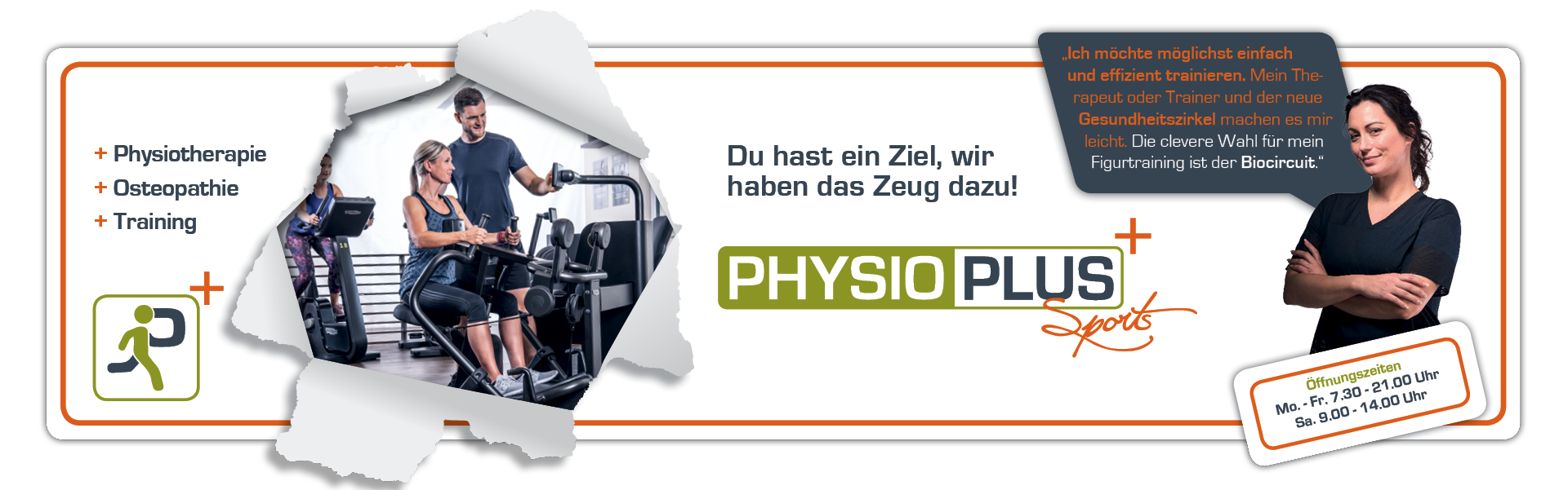 PhysioPlus Sports